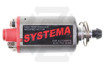 Systema Torque Up Motor Medium Shaft