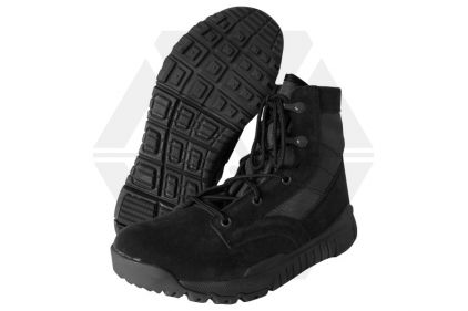 Viper Tactical Sneaker Boots (Black) - Size 6