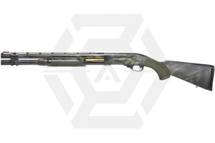 APS CO2 CAM870 MKII Salient Arms International Licensed Shotgun (Black MultiCam)