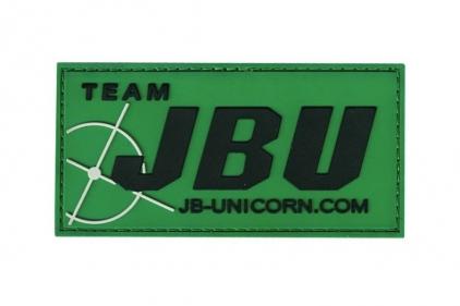 JBU Velcro PVC Patch (Green)