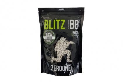 Zero One Blitz BB 0.23g 5000rds (White) © Copyright Zero One Airsoft
