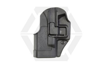 BlackHawk CQC SERPA Holster for Glock 26, 27 & 33 Left Hand (Black) © Copyright Zero One Airsoft