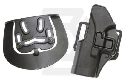 Blackhawk CQC SERPA Holster for Glock 19, 23 & 32 Left Hand (Black) © Copyright Zero One Airsoft