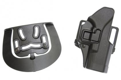 Blackhawk CQC SERPA Holster for Glock 19, 23 & 32 Right Hand (Black)