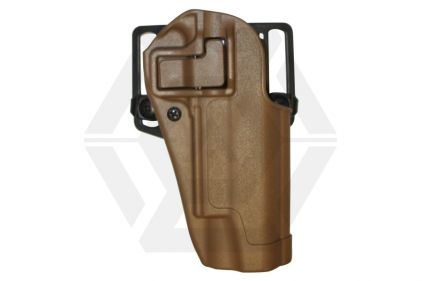 Blackhawk CQC SERPA Holster for Colt 1911 & Clones Right Hand (Coyote Tan)