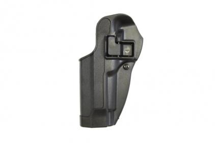 BlackHawk CQC SERPA Holster for Beretta M92F Left Hand (Black) © Copyright Zero One Airsoft
