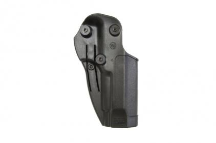 BlackHawk CQC SERPA Holster for Beretta M92F Left Hand (Black)