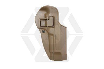 Blackhawk CQC SERPA Holster for Beretta M92F Right Hand (Coyote Tan)