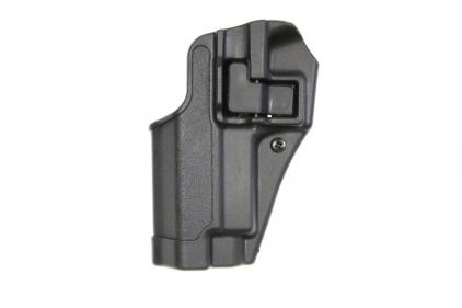 BlackHawk CQC SERPA Holster for Sig P228 & P229 Left Hand (Black)