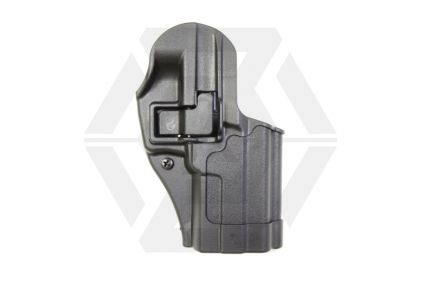 BlackHawk CQC SERPA Holster for Sig Pro 2022 Right Hand (Black) © Copyright Zero One Airsoft