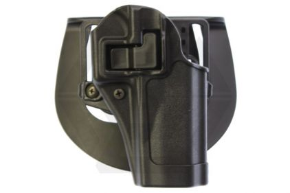 Blackhawk CQC SERPA Holster for Glock 20, 23 & M&P 9 Right Hand (Black) © Copyright Zero One Airsoft