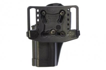 Blackhawk CQC SERPA Holster for Glock 20, 23 & M&P 9 Right Hand (Black)