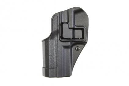 BlackHawk CQC SERPA Holster for USG Left Hand (Black) © Copyright Zero One Airsoft