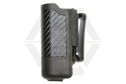 Blackhawk Carbon Fibre CQC Compact Light Carrier (Black CF) © Copyright Zero One Airsoft