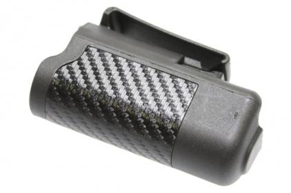Blackhawk Carbon Fibre CQC Compact Light Carrier (Black CF)