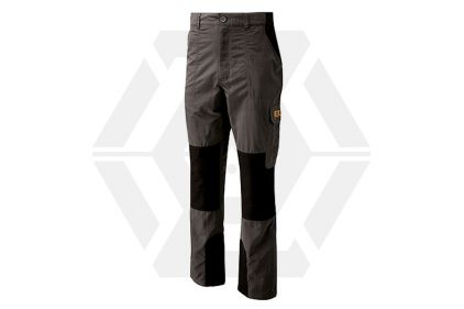 Bear Grylls Survivor Trousers (Black Pepper) - Size 34""