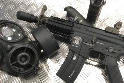 SRC AEG M4 Micro