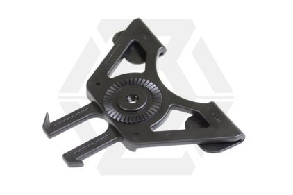 ASG MOLLE Attachment for Rigid Polymer Holster (Black)