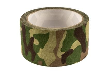 Mil-Com Fabric Tape 50mm x 10m (MultiCam) © Copyright Zero One Airsoft