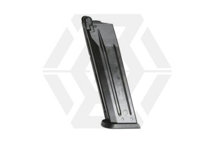 ASG GBB Gas Mag for CZ P-09 25rds © Copyright Zero One Airsoft