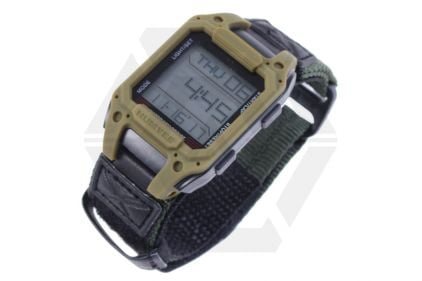 Humvee Recon Watch (Olive) © Copyright Zero One Airsoft