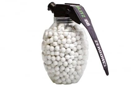 Zero One Blitz BB 0.20g 800rds Grenade (White)