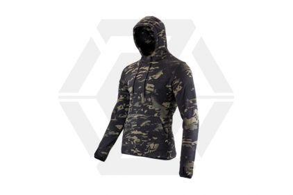 Viper Fleece Hoodie (B-VCAM) - Size Extra Extra Extra Large © Copyright Zero One Airsoft