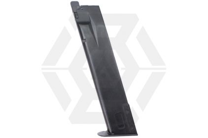 WE GBB Mag for P-Virus 33rds (Black)