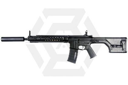 A&K AEG DMR M4 (Black) © Copyright Zero One Airsoft