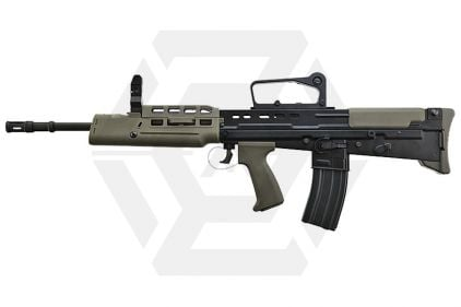 WE GBB L85A2 © Copyright Zero One Airsoft