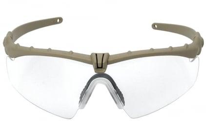 TMC Strike Glasses (Dark Earth) © Copyright Zero One Airsoft
