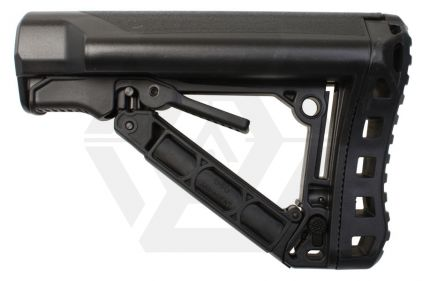 G&G M4 GOS-V3 Stock (Black) © Copyright Zero One Airsoft