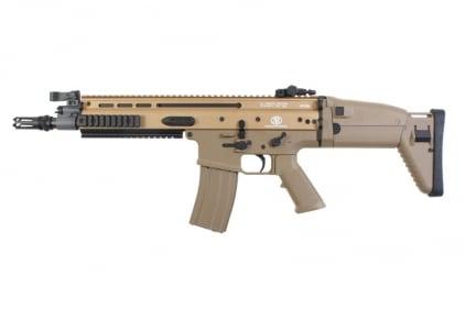 CYMA/Cybergun AEG FN SCAR-L CQC (Tan) © Copyright Zero One Airsoft
