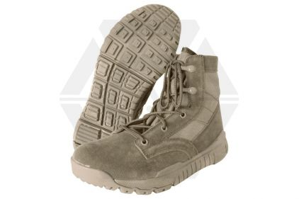 Viper Tactical Sneaker Boots (Coyote Tan) - Size 7
