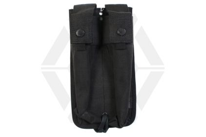 Mil-Force Drop Leg Multi Magazine Pouch for 2x P90 (Black) © Copyright Zero One Airsoft