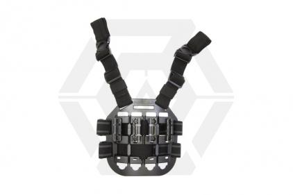 Blackhawk CQC Drop Leg Platform (Black)