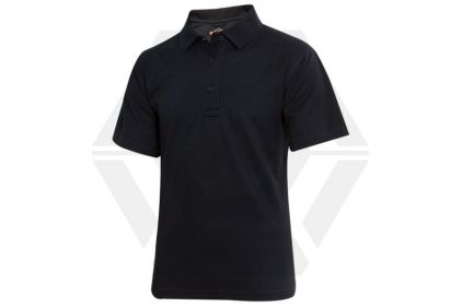 Tru-Spec 24/7 Polo Shirt (Black) - Size Extra Large