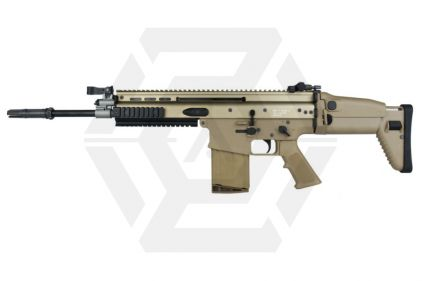 WE/Cybergun GBB SCAR-H (Tan)