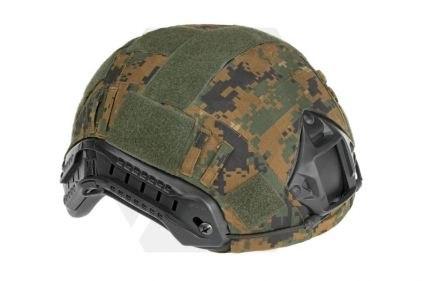 Invader Gear Fast Helmet Cover (Marpat) © Copyright Zero One Airsoft