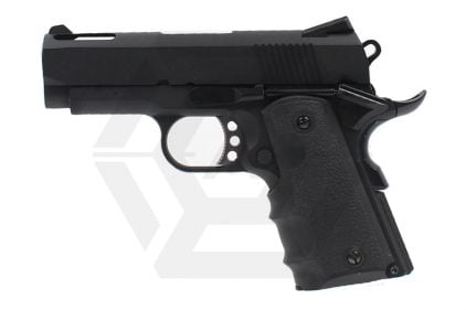 Armorer Works GBB 1911 Compact (Black) © Copyright Zero One Airsoft