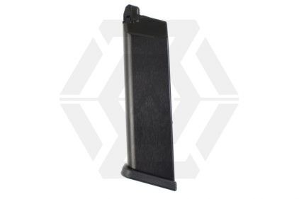 WE GBB CO2 Mag for G17/G18 25rds © Copyright Zero One Airsoft