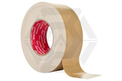Zero One Gaffer Tape 50mm x 50m (Tan) © Copyright Zero One Airsoft