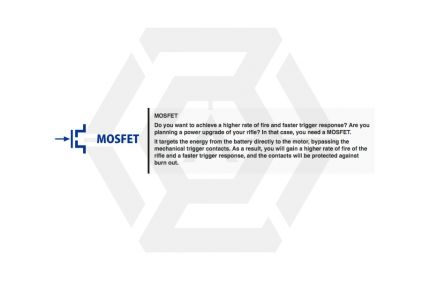 GATE Electronics PicoAAB MOSFET