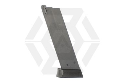 ASG GBB Gas Mag for CZ SP-01 Shadow 26rds © Copyright Zero One Airsoft