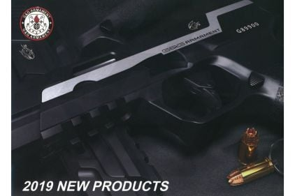 G&G 2019 New Products Catalogue © Copyright Zero One Airsoft