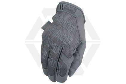 Mechanix Original Gloves (Grey) - Size Large © Copyright Zero One Airsoft