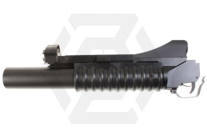 S&T M203 Grenade Launcher Long (Black)