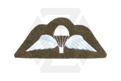 Qualification Badge - Para Wings (Colour) © Copyright Zero One Airsoft