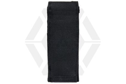 101 Inc MOLLE Elastic Pistol Mag Pouch (Black) © Copyright Zero One Airsoft