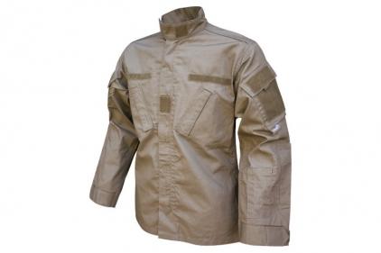 Viper Combat Shirt (Coyote Tan) - Size Medium © Copyright Zero One Airsoft